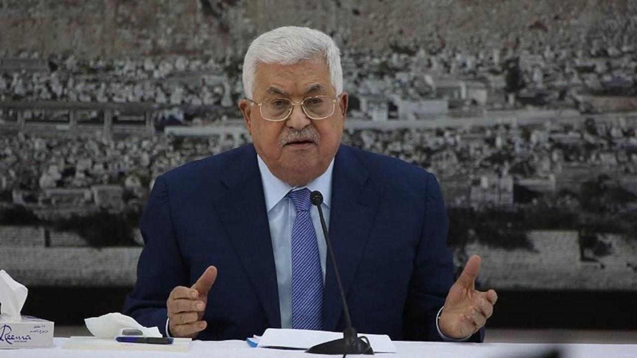 Abbas, İsrail'in yeni Cumhurbaşkanı Herzog ile telefonda görüştü