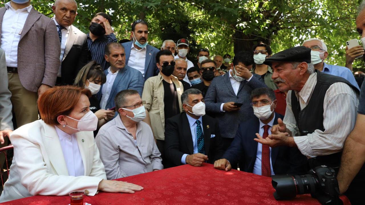 Akşener: Kılıçdaroğlu'nun adaylığı elbette hakkıdır
