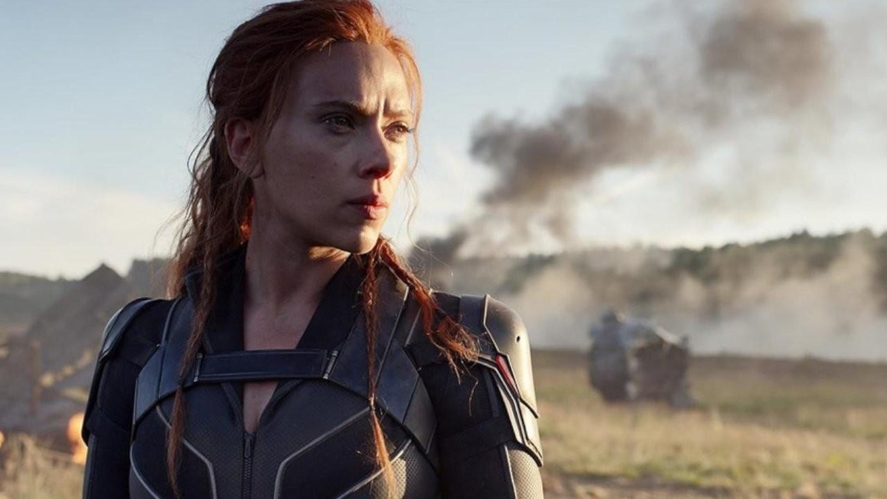 'Black Widow' gişe rekoru kırdı
