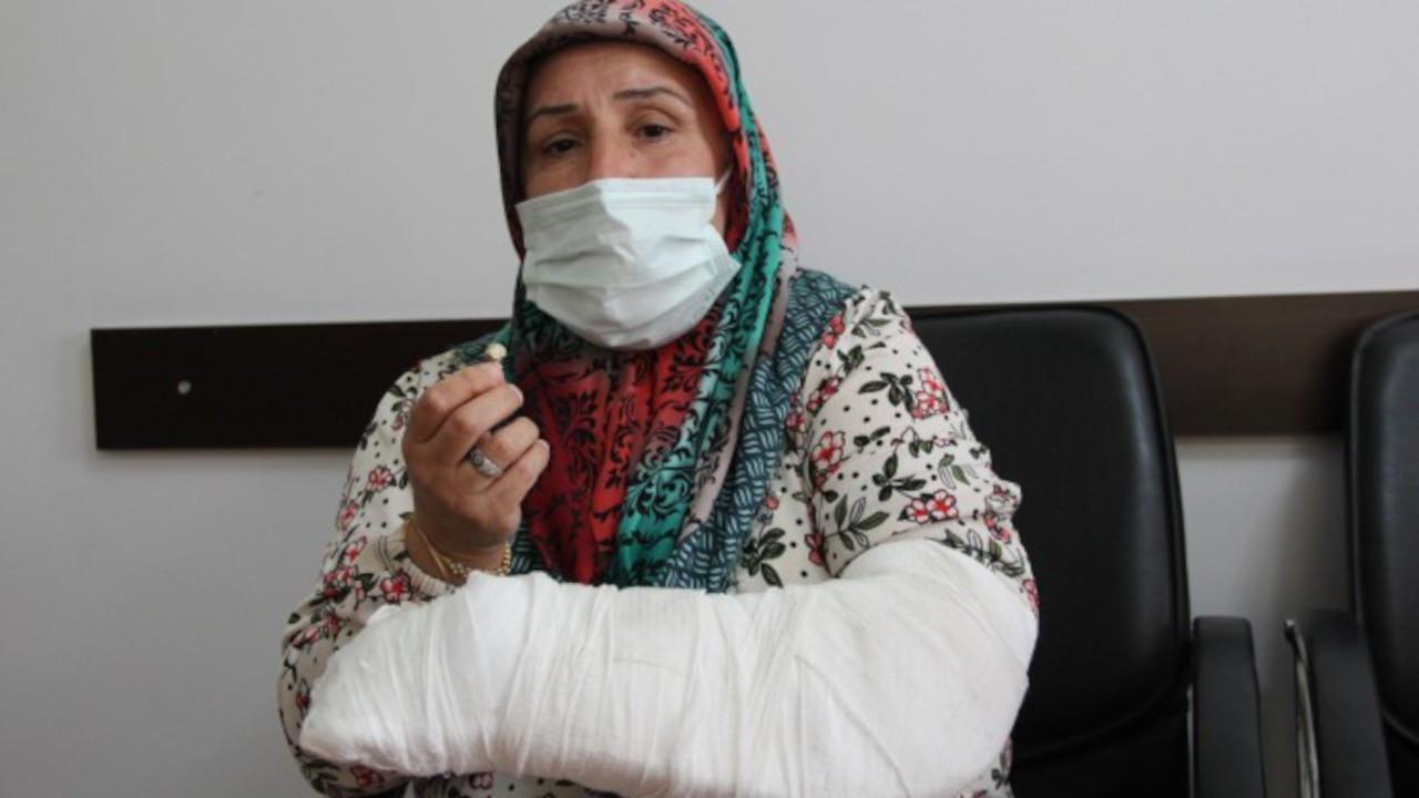 Kevser Demir'in kolunu ve dişlerini kıran polislere takipsizlik