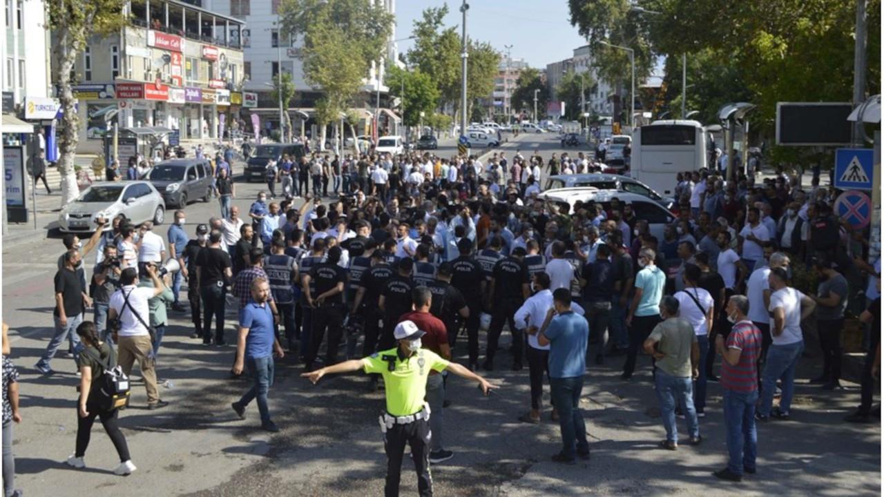 Adıyaman'da gözaltına alınan tütün üreticilerinden 10'u tutuklandı