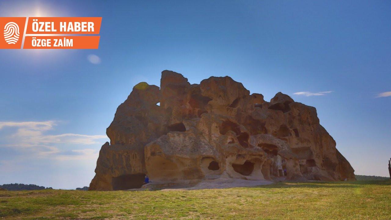 Eskişehir'in tarihi mirası Yazılıkaya korunmayı bekliyor