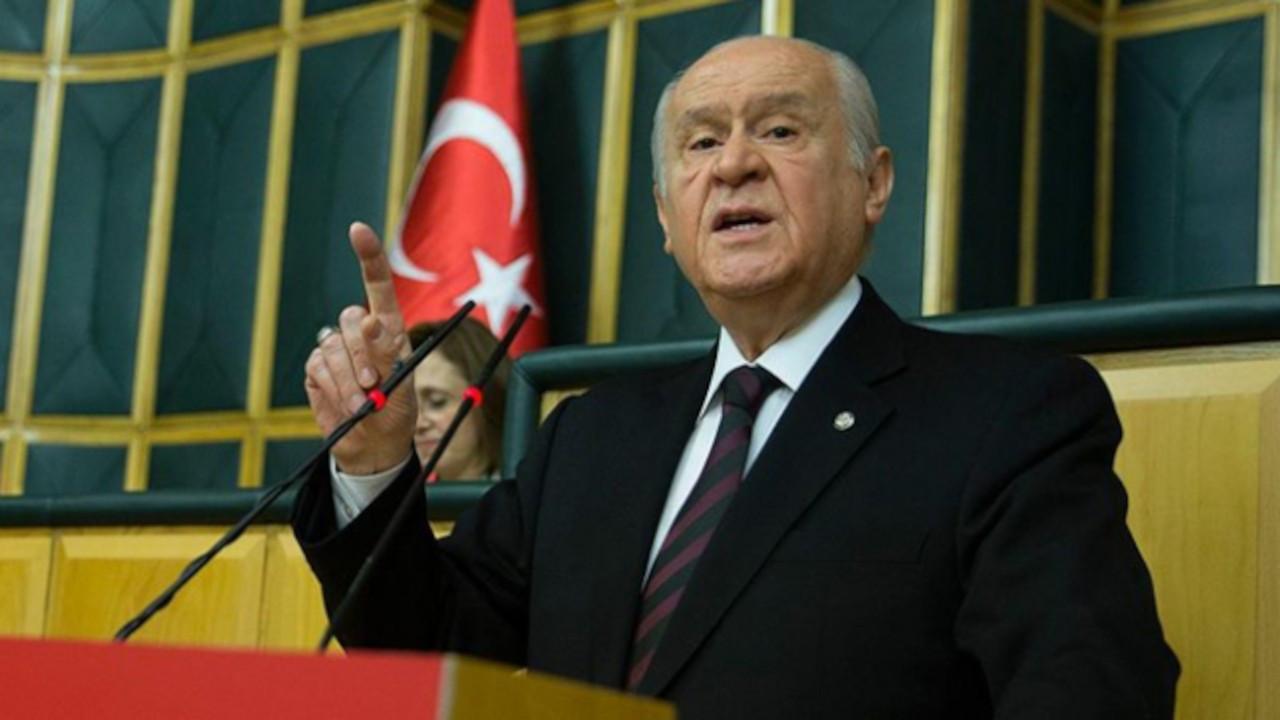 Bahçeli: Erken seçim Türkiye düşmanlarının dayatması