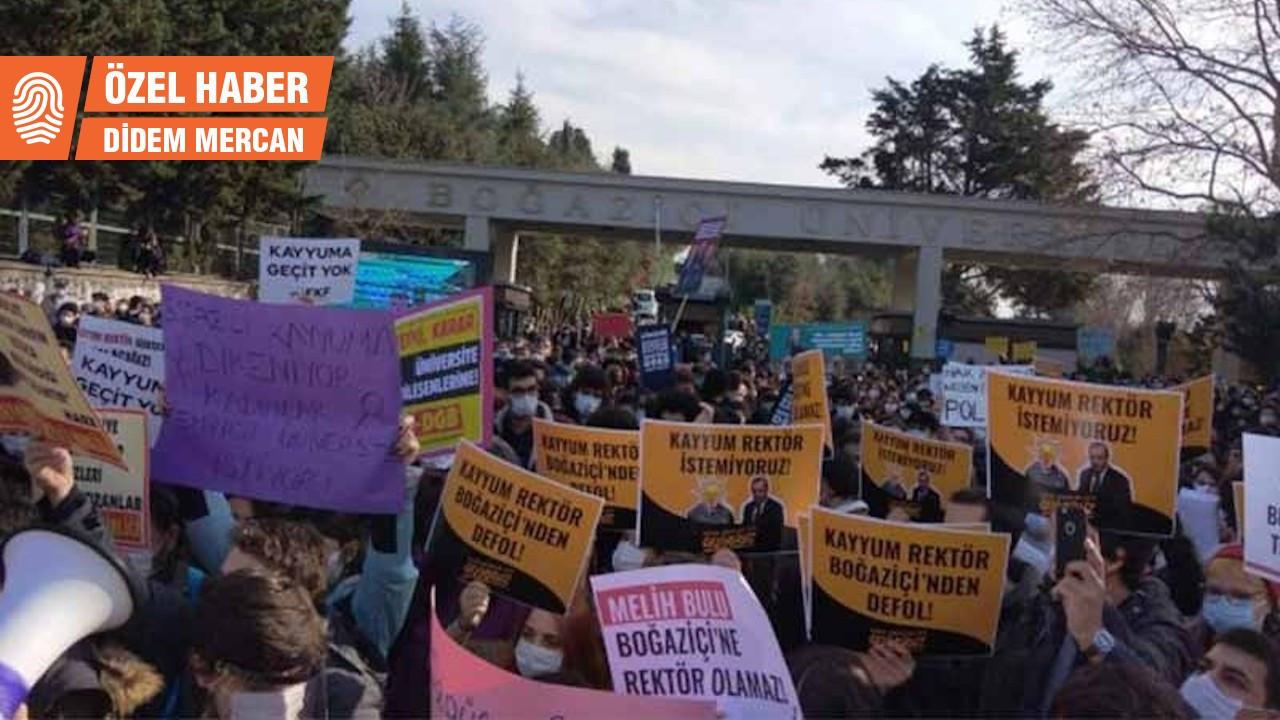 Boğaziçililere yurt dışı yasağı: Devlet eğitim hakkımızı engelliyor