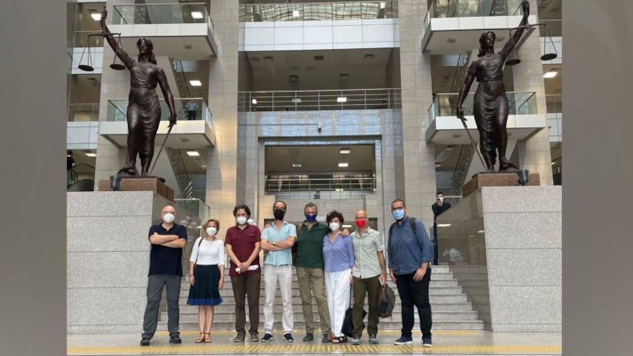 Kampüse alınmayan Boğaziçili akademisyenler suç duyurusunda bulundu