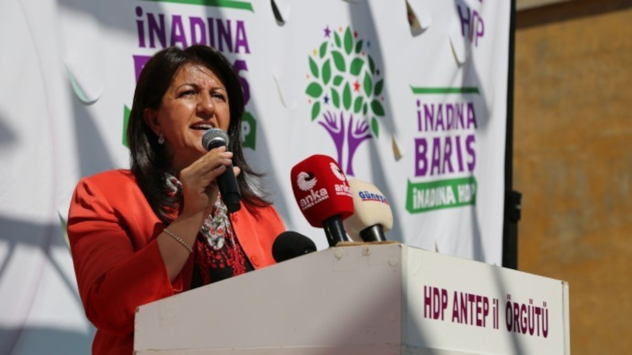 Pervin Buldan: Kürtlerden oy istemeye ne hakkınız ne de haddiniz var