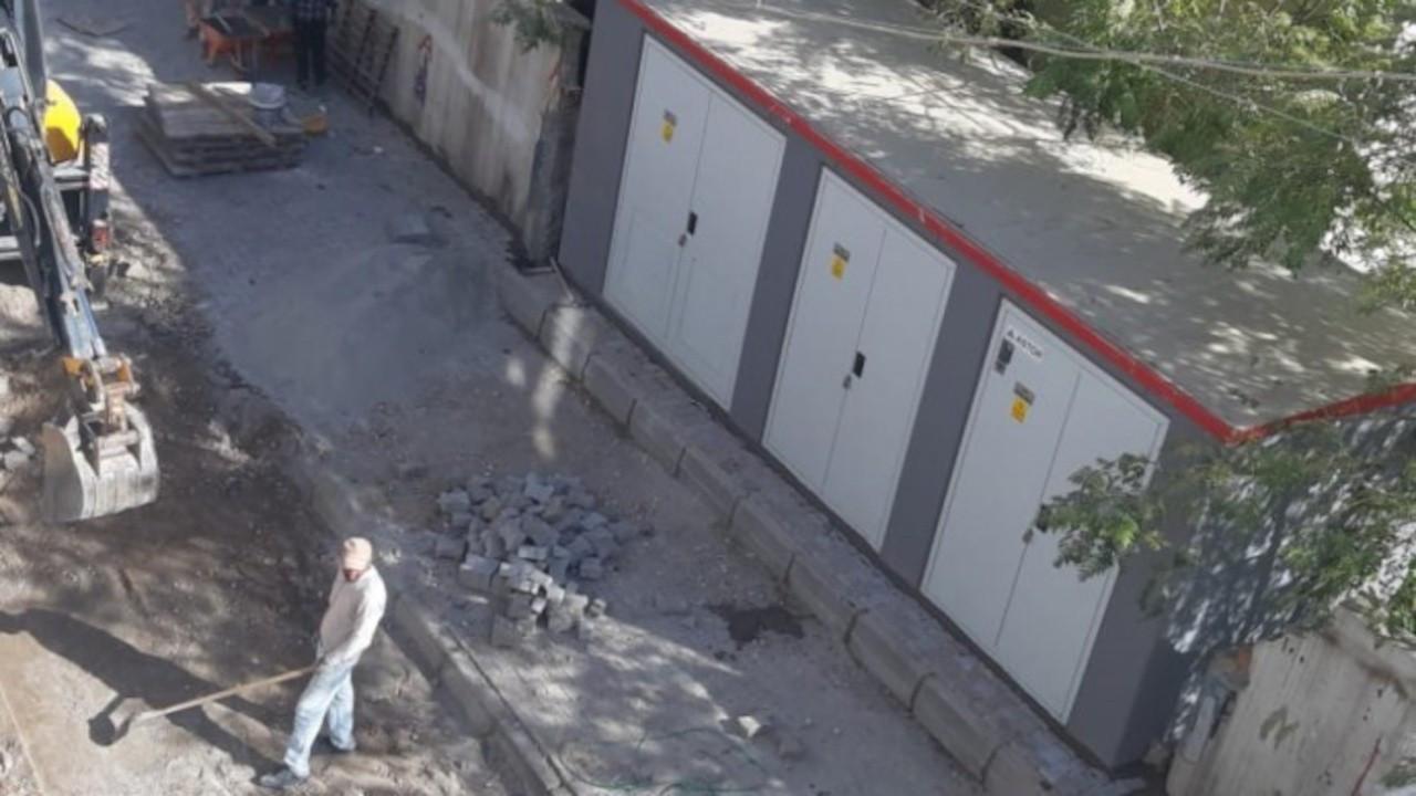 HDP'li İmir: Okul bahçelerine kurulan trafolar derhal sökülüp atılsın