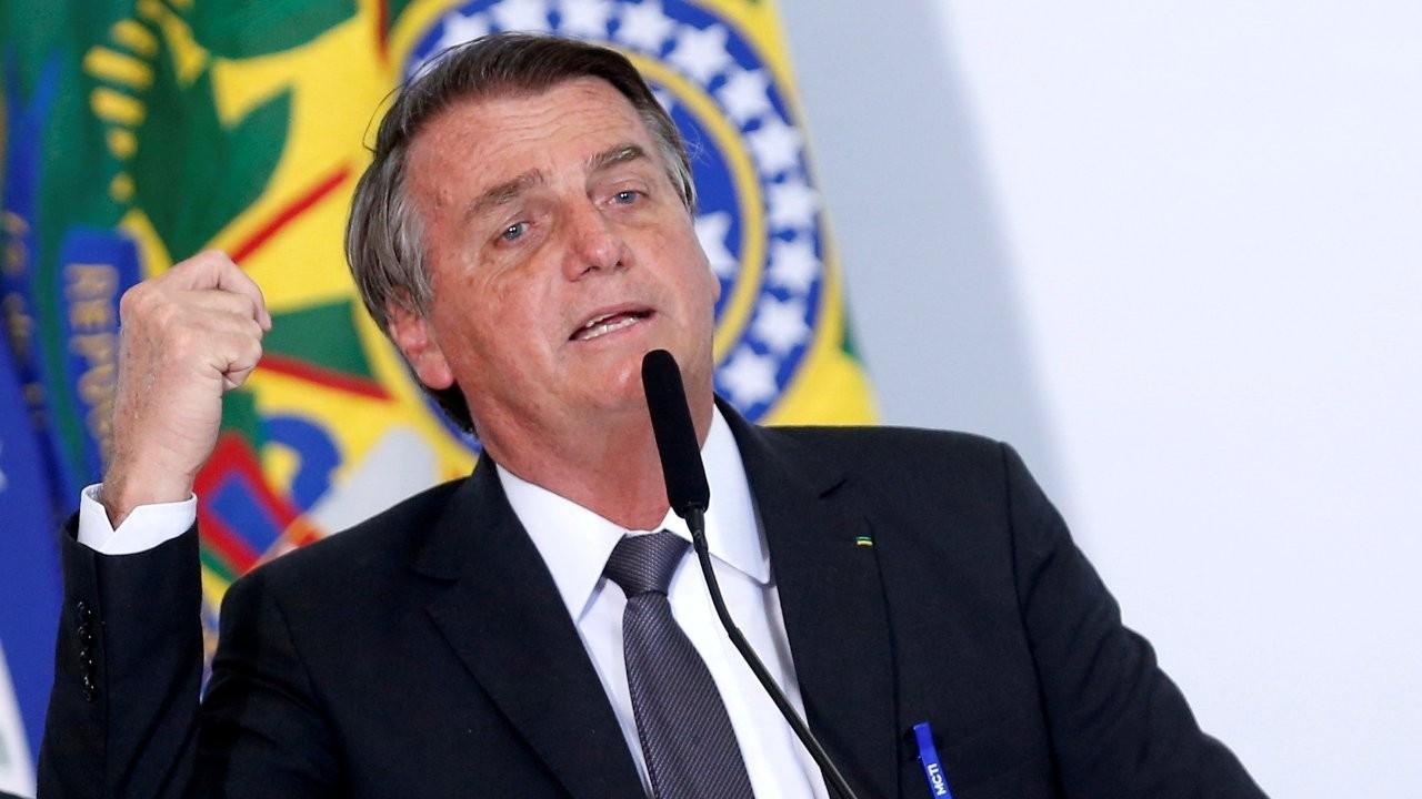 Bolsonaro, hıçkırık tutması nedeniyle hastaneye kaldırıldı