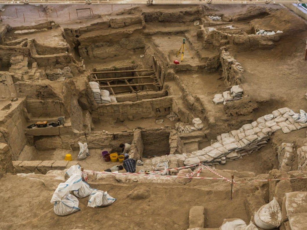 Çatalhöyük'te yeni bir mahalle ortaya çıktı - Sayfa 1