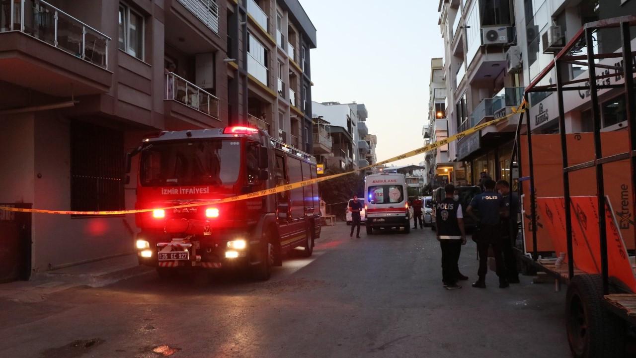 İzmir'de evde torpil patlaması sonucu 1 kişi yaralandı