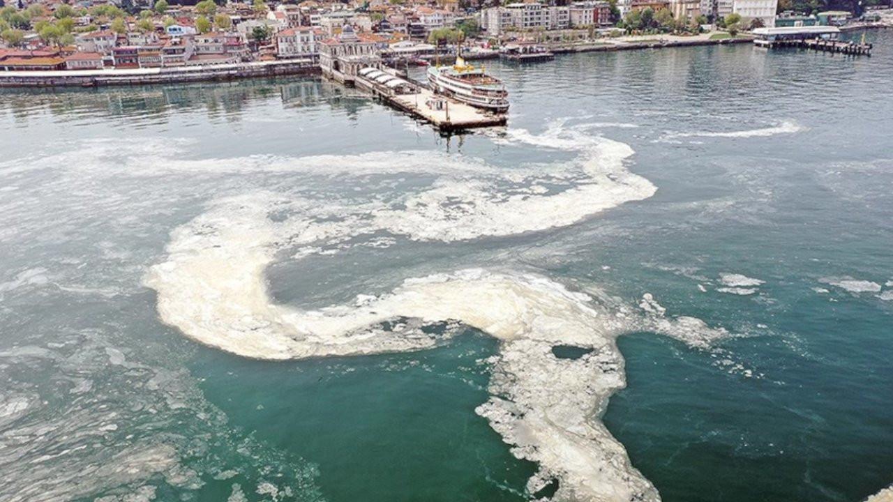 Bakan Kurum: Marmara Denizi'nde müsilaj çok azaldı