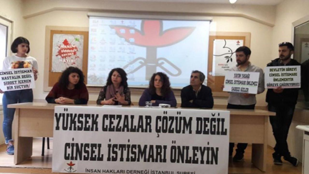 İHD İstanbul Şubesi'nin yeni yönetiminde görev dağılımı