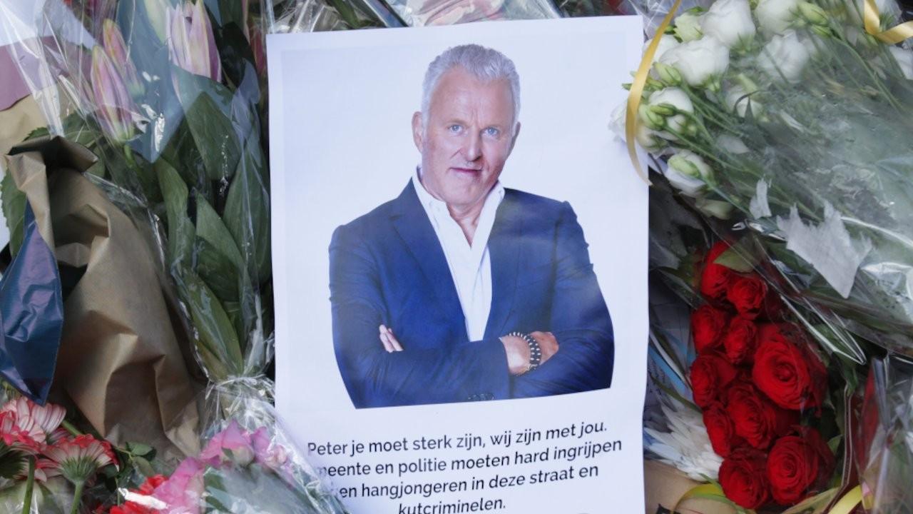 Silahlı saldırıya uğrayan Hollandalı gazeteci Peter R. de Vries öldü