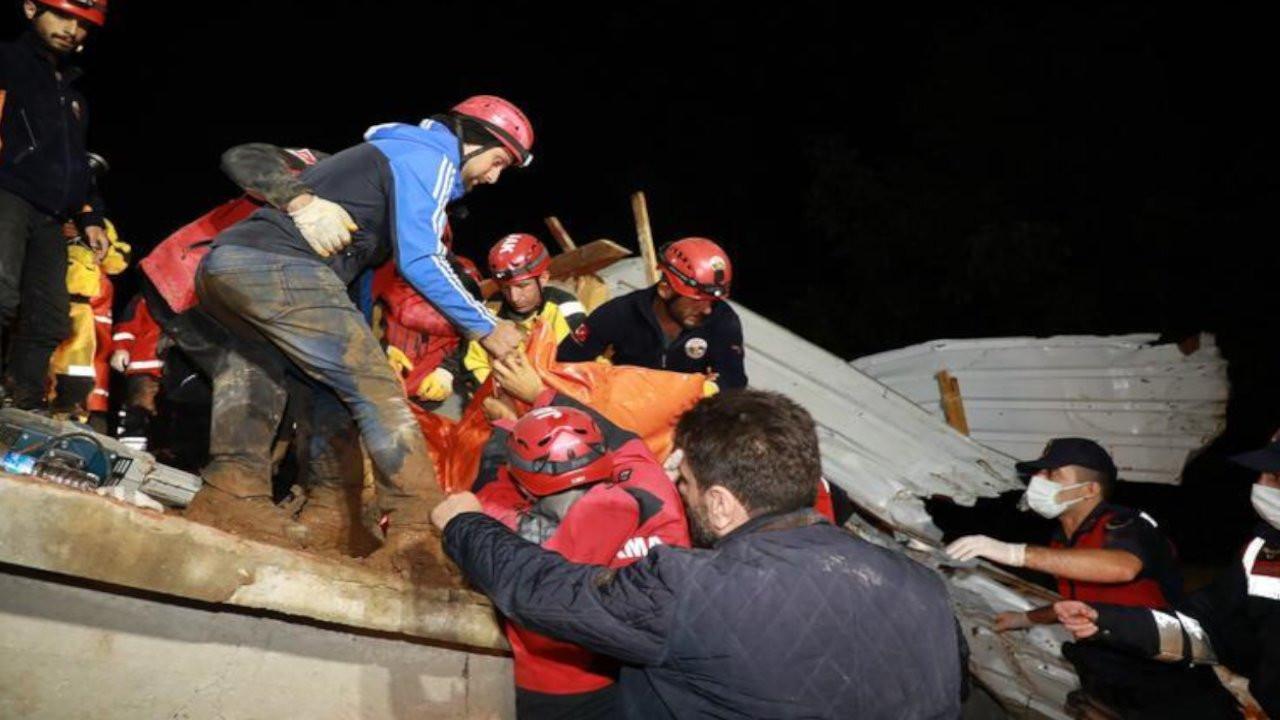 Ali Öztunç: Rize afet bölgesi ilan edilmeli