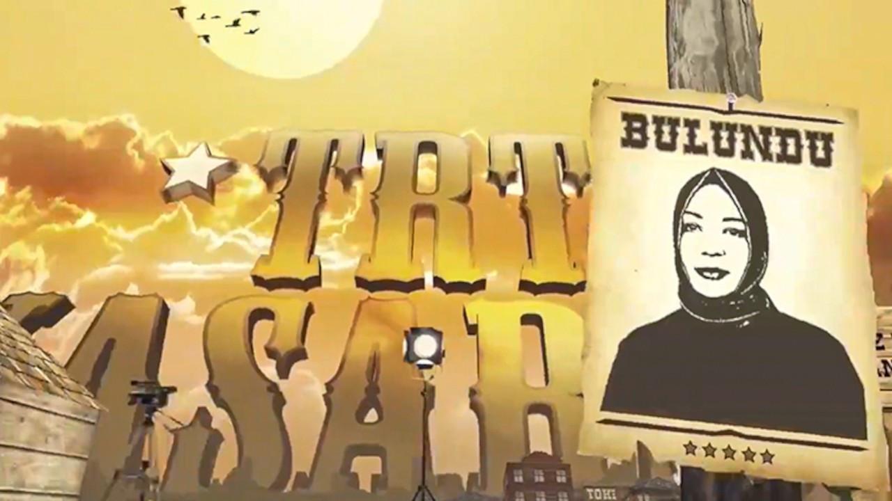 Saadet Partisi'nden kovboy filmi: TRT Kasabası