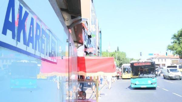 Beşiktaş'ta ters otobüs durağı: 'Anlamsız, mantıksız, garip' - Sayfa 1