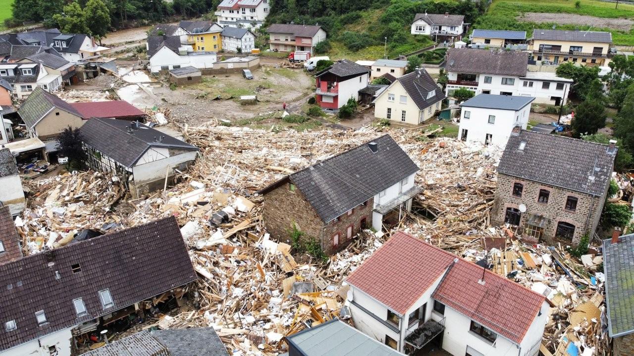Gıda-İş'ten Almanya'daki sel felaketi için dayanışma mesajı