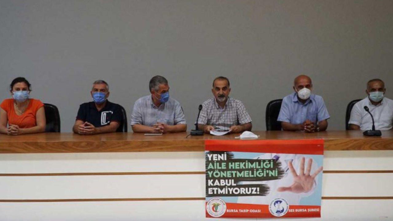 Sağlıkçılar tepkili: Adeta yasak ve ceza yönetmeliği oluşturuldu