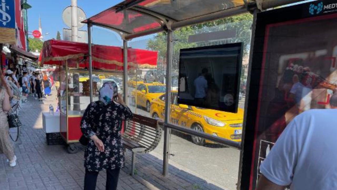 Beşiktaş'ta ters otobüs durağı: 'Anlamsız, mantıksız, garip'