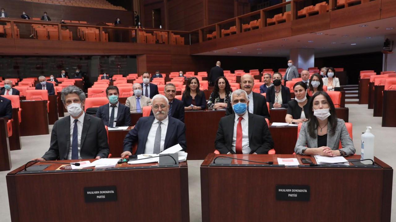 Ömer Faruk Gergerlioğlu Meclis'te: Yeniden merhaba
