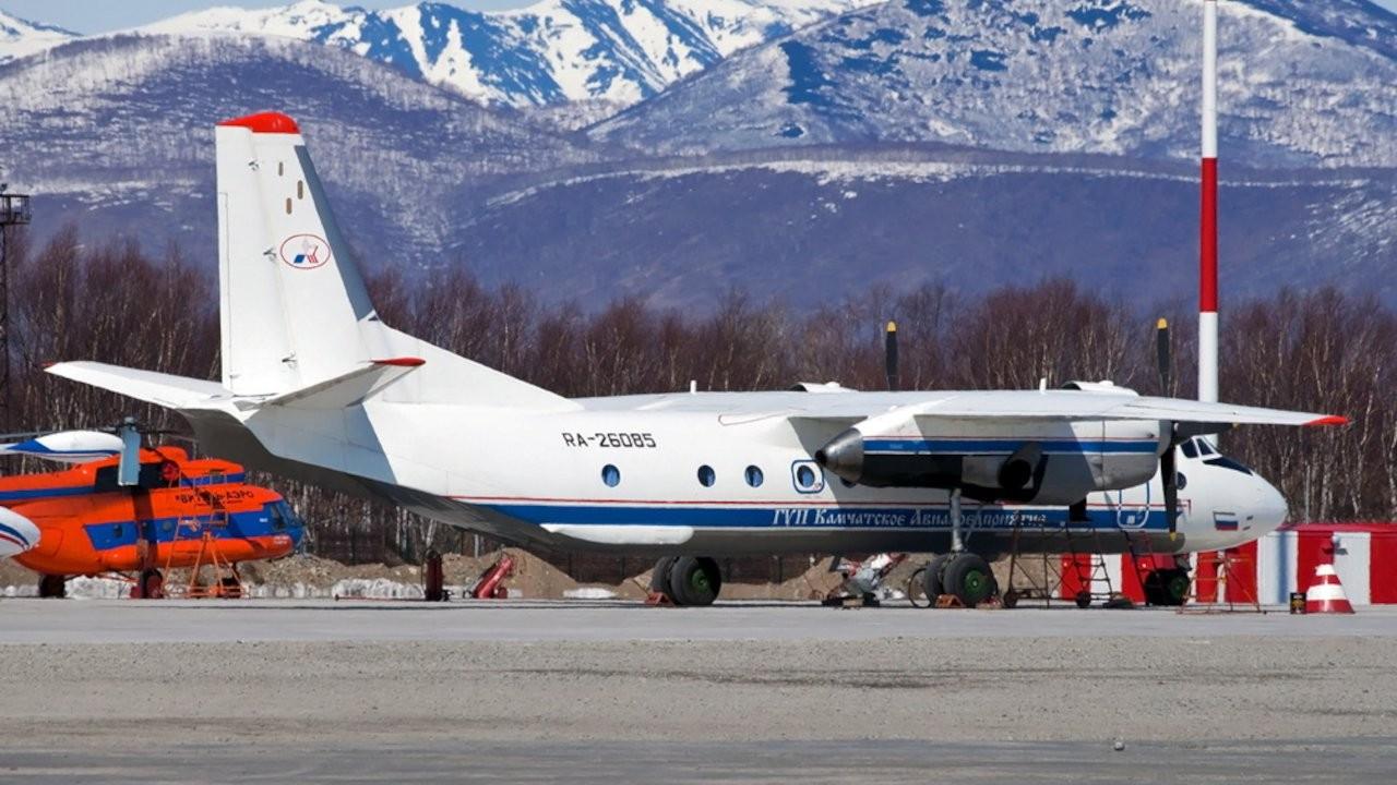 Rusya'da radardan kaybolan uçak bulundu