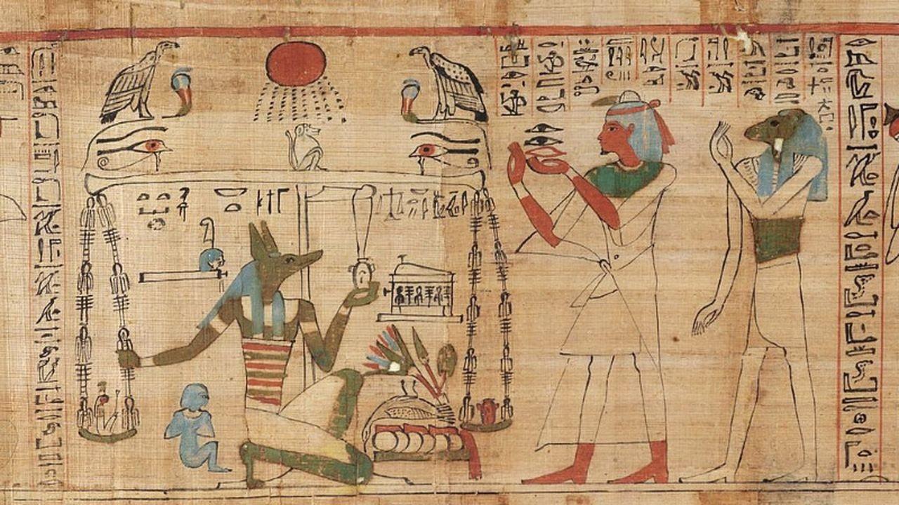 2 bin 300 yıllık gizem: Ölüler Kitabı'ndaki büyüler açığa çıktı