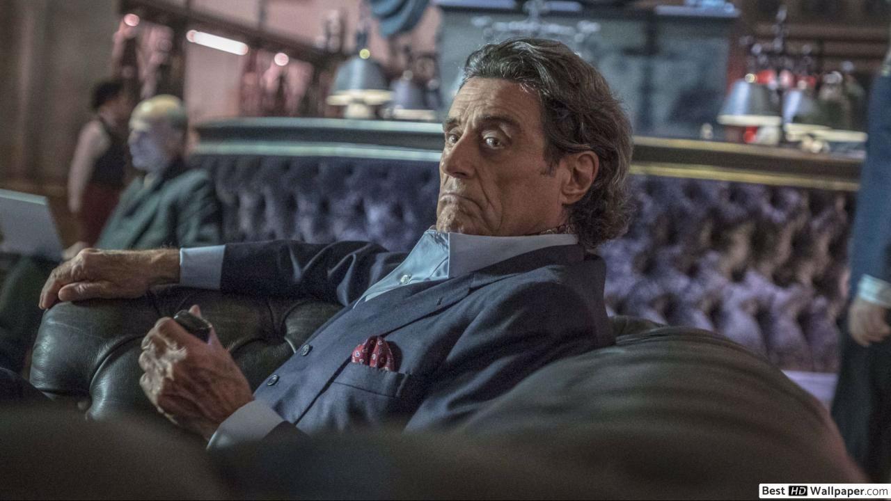 Ian McShane John Wick 4'te rol alacak