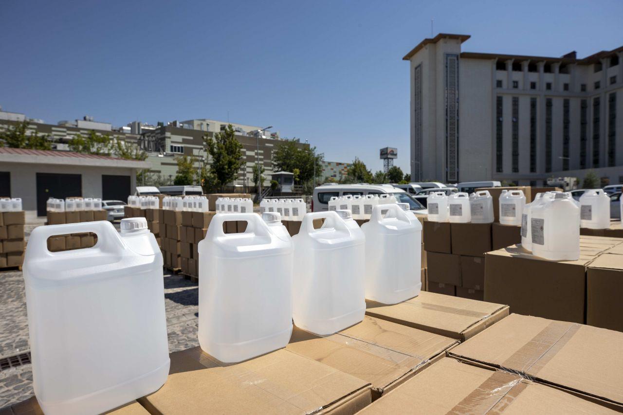 Ankara'da sahte içki operasyonu: 12 bin litre etil alkol ele geçirildi - Sayfa 4