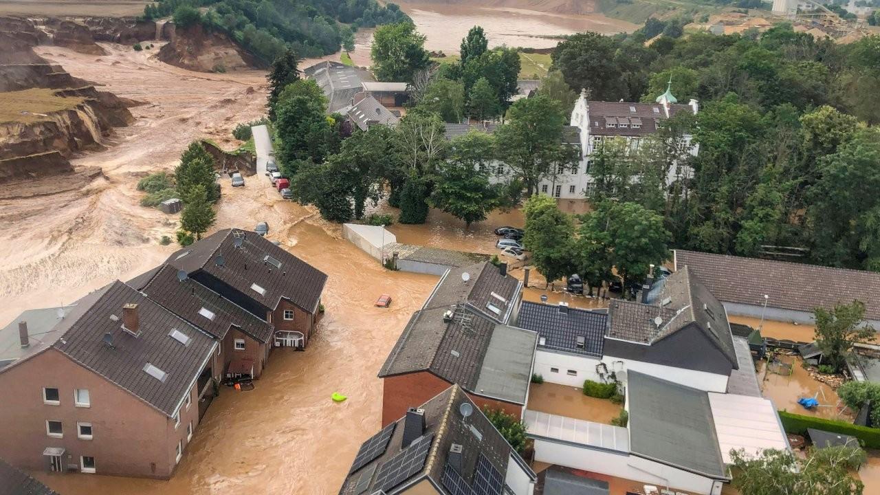 Almanya'daki sel felaketinde ölü sayısı 176'ya yükseldi