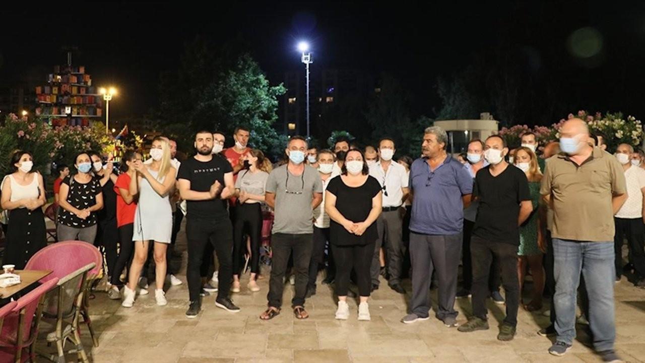 'Çiğli Belediyesi'nde işçiler gerçek dışı suçlamalarla işten atıldı'