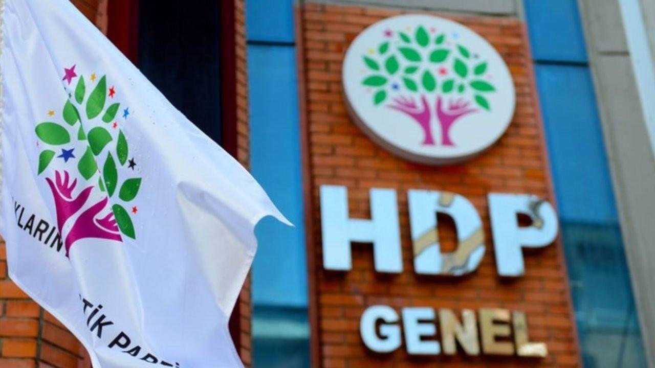 HDP'den Yeni Şafak açıklaması: Haber kisvesinde yeni yalanlar