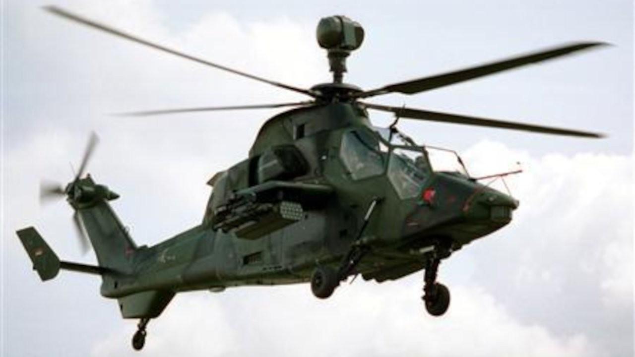 Ukrayna'da helikopter düştü: İki ölü