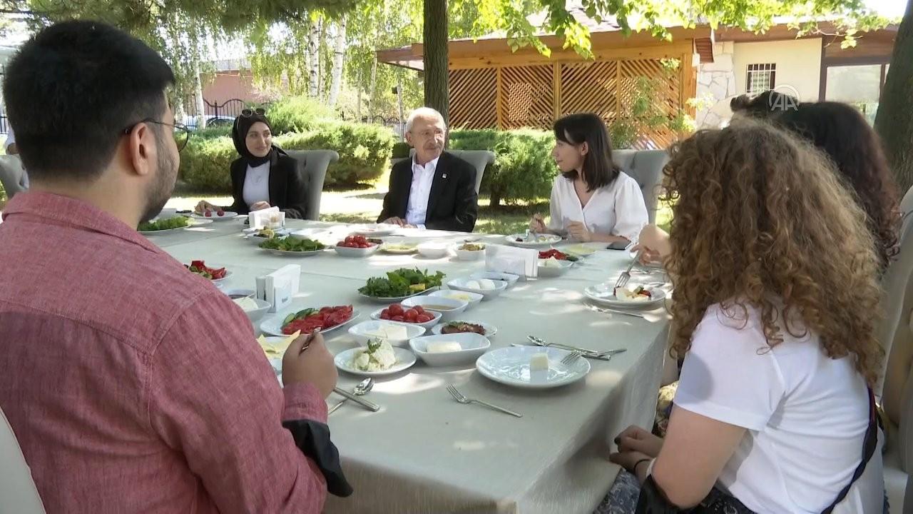 Kılıçdaroğlu: Kayıt dışı ekonominin koçbaşı uyuşturucu baronları