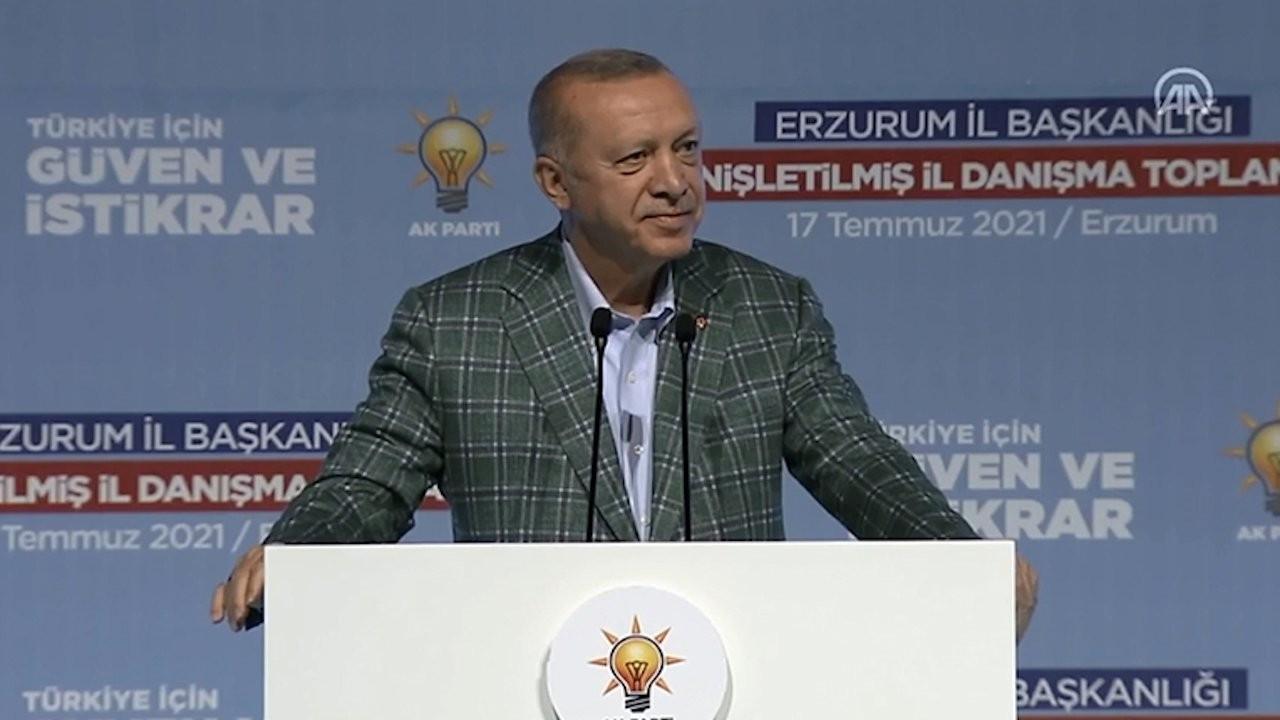 Erdoğan: İl ziyaretleriyle yol haritamızı belirliyoruz