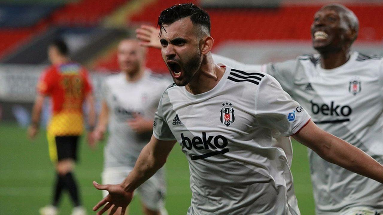 Beşiktaş çalışanından Galatasaray'a Ghezzal tepkisi