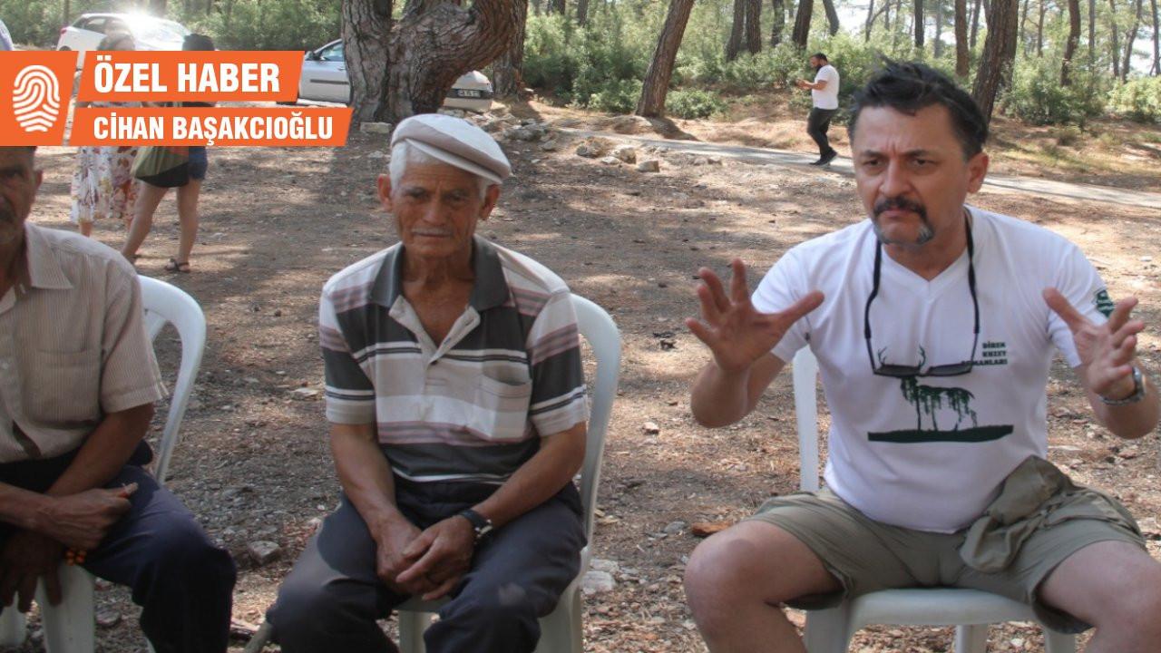 İkizköylülerin avukatı Atal: Doların yeşili için ormanı yok ediyorlar