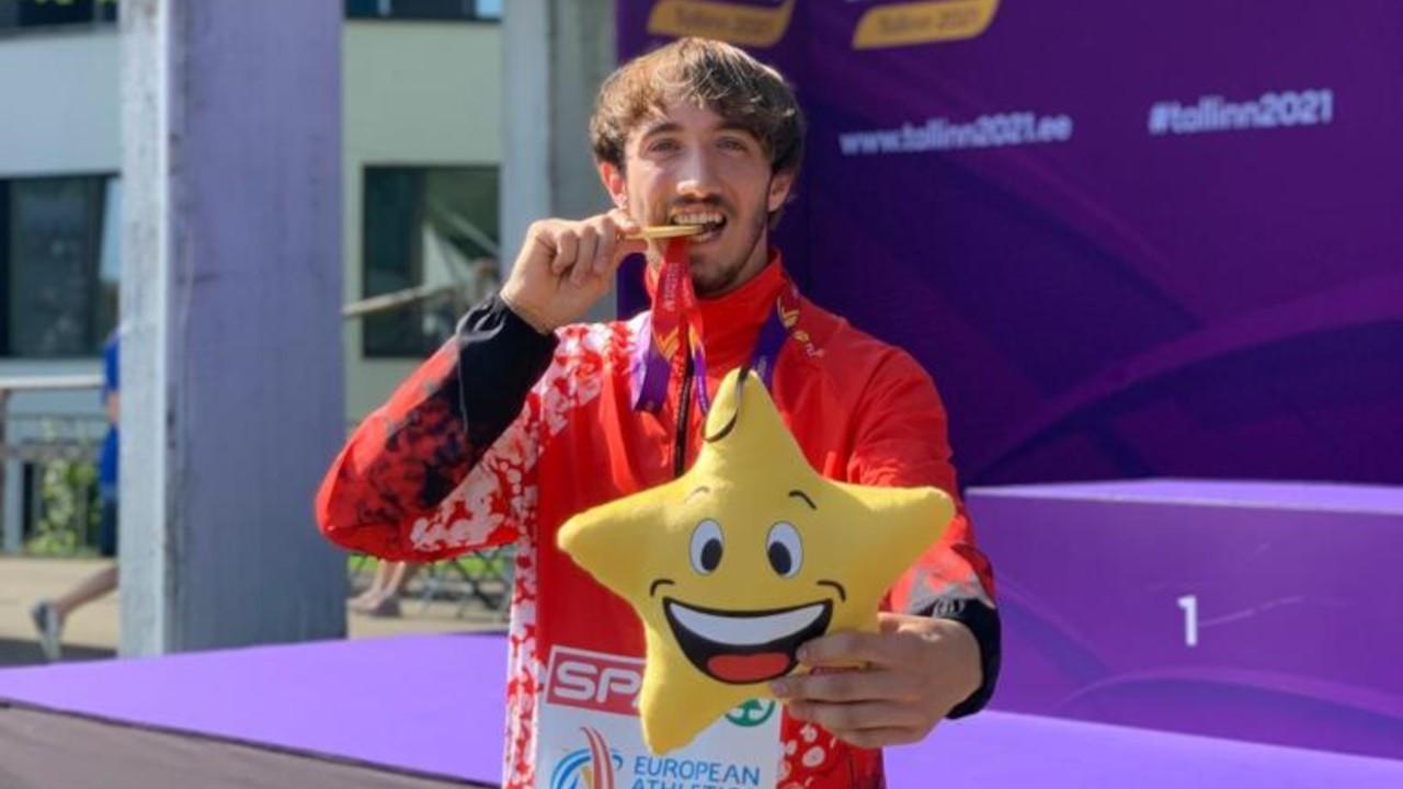 Türkiye, Avrupa 20 Yaş Altı Atletizm Şampiyonası'nda 4 madalya kazandı