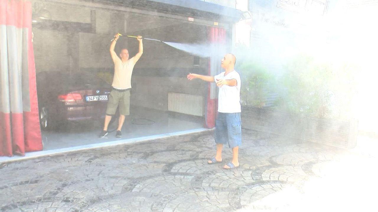 İstanbullu yanıyor: Hissedilen sıcaklık 42 derece - Sayfa 3