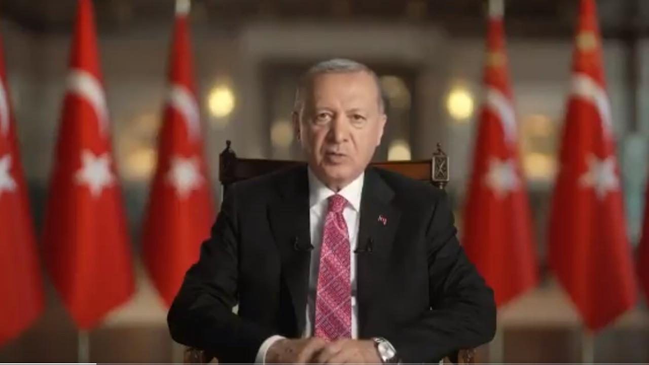 Erdoğan'dan bayram mesajı: Yerli aşı yıl sonunda hazır