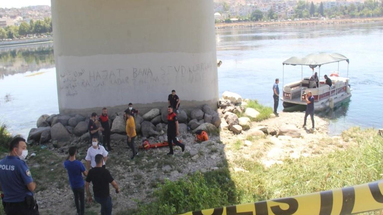 Urfa'da Fırat Nehri'nde ceset bulundu