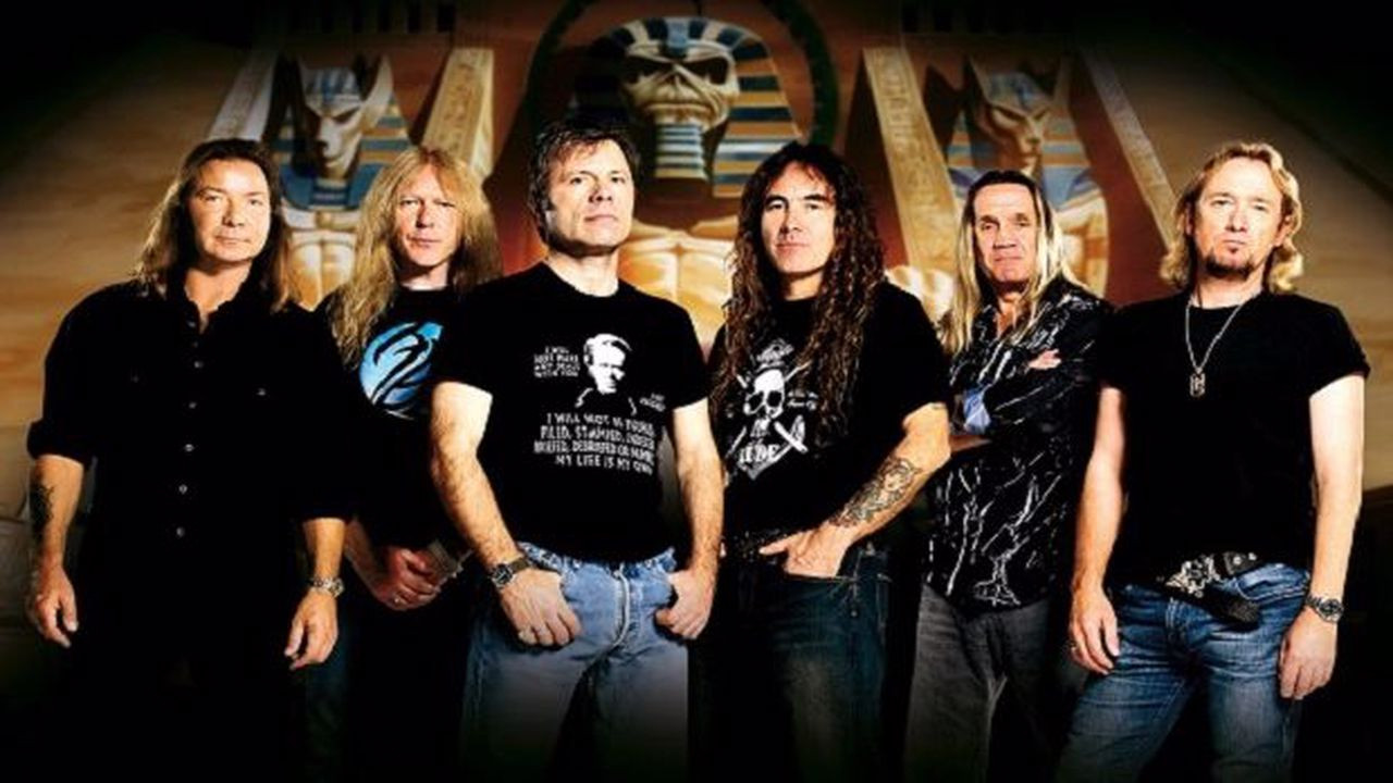 Iron Maiden, yeni stüdyo albümünü Eylül'de çıkarıyor
