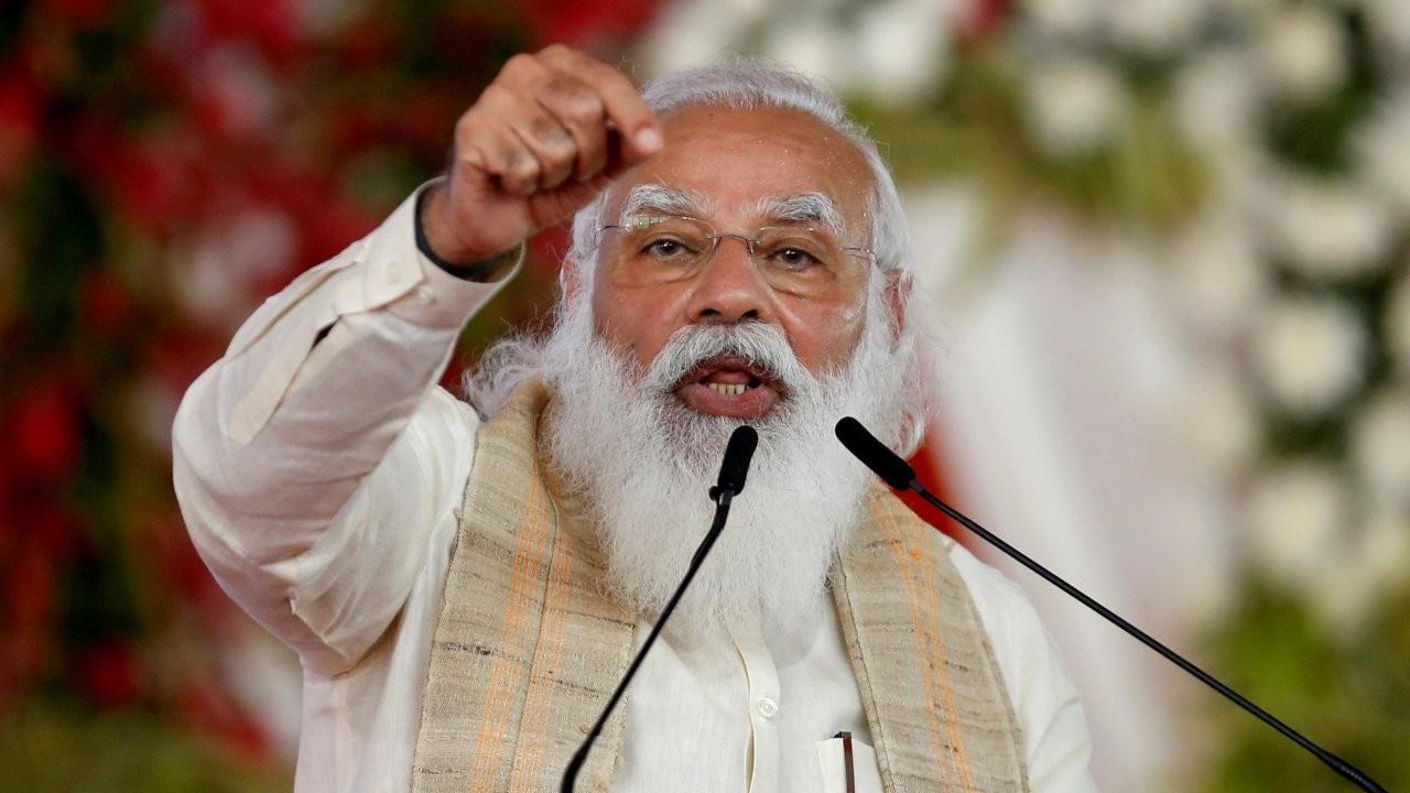 The Guardian: Modi, casus yazılımla baş rakibini hedef aldı