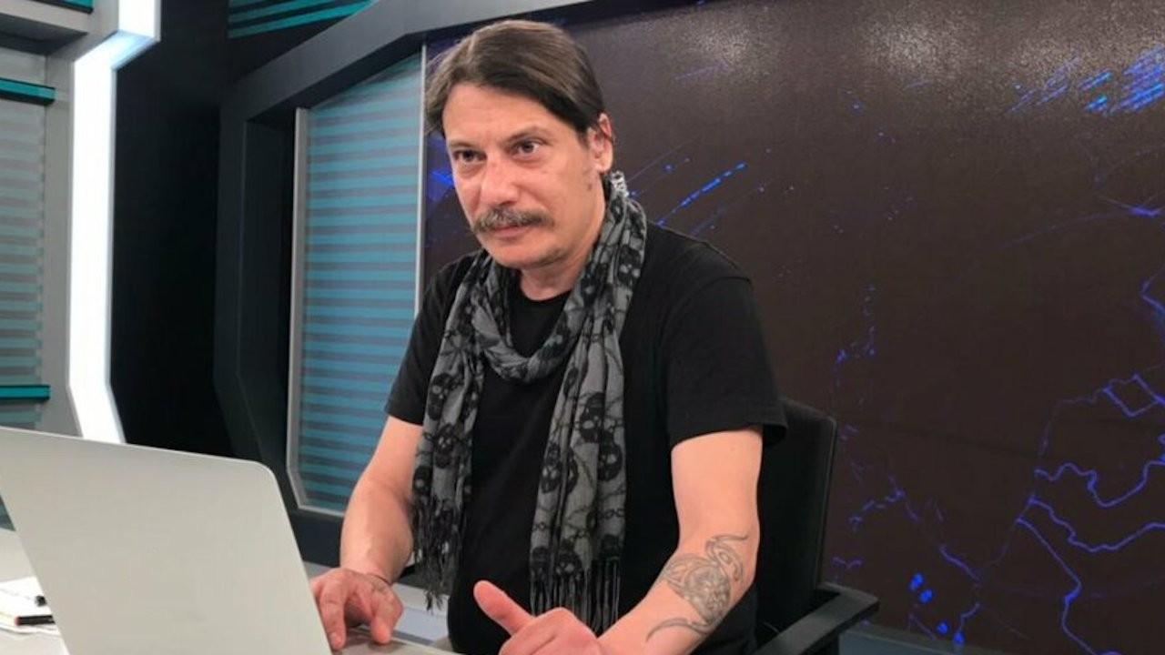 Gazeteci Erk Acarer'in evine tehdit mesajı bırakıldı