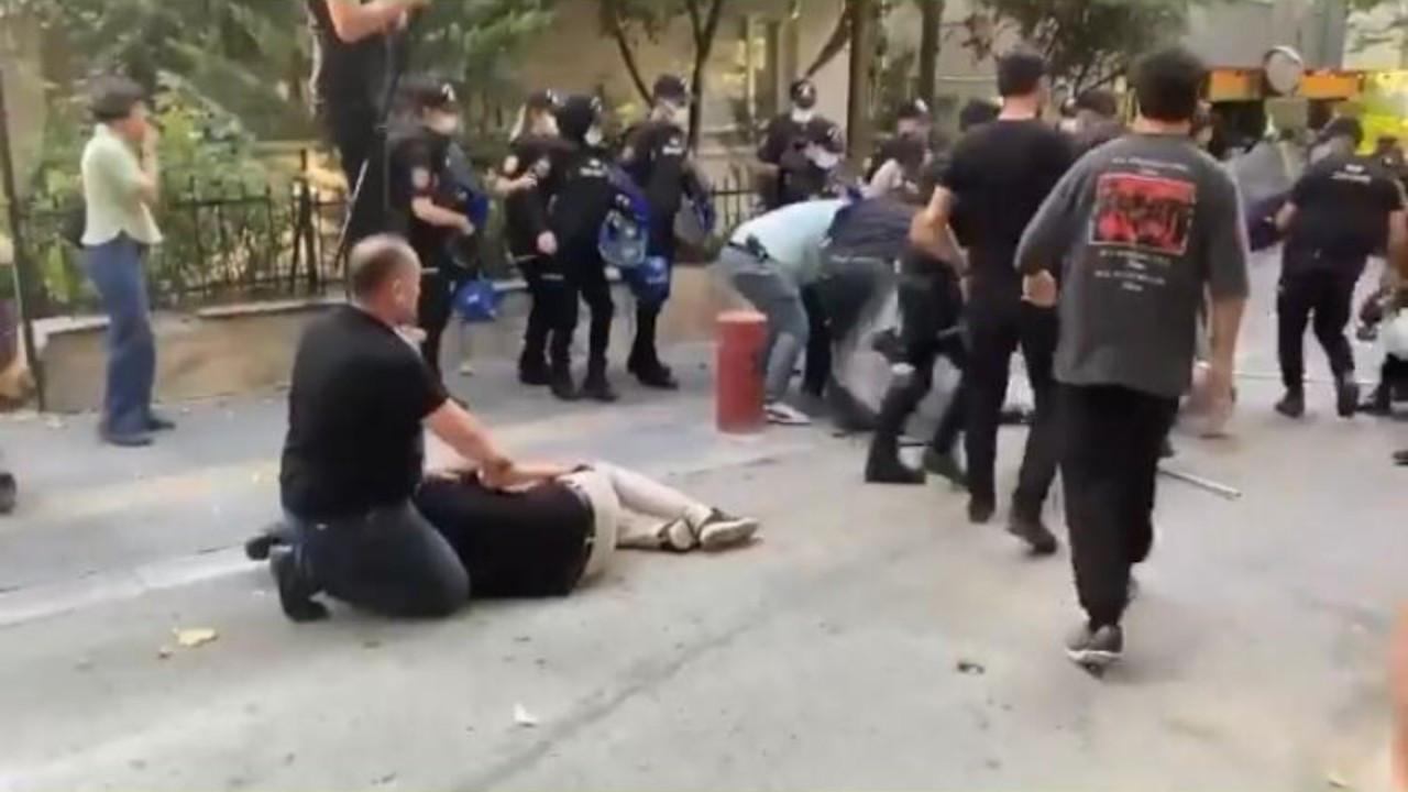 Ankara, İzmir ve İstanbul'da Suruç Katliamı anmasına polis engeli