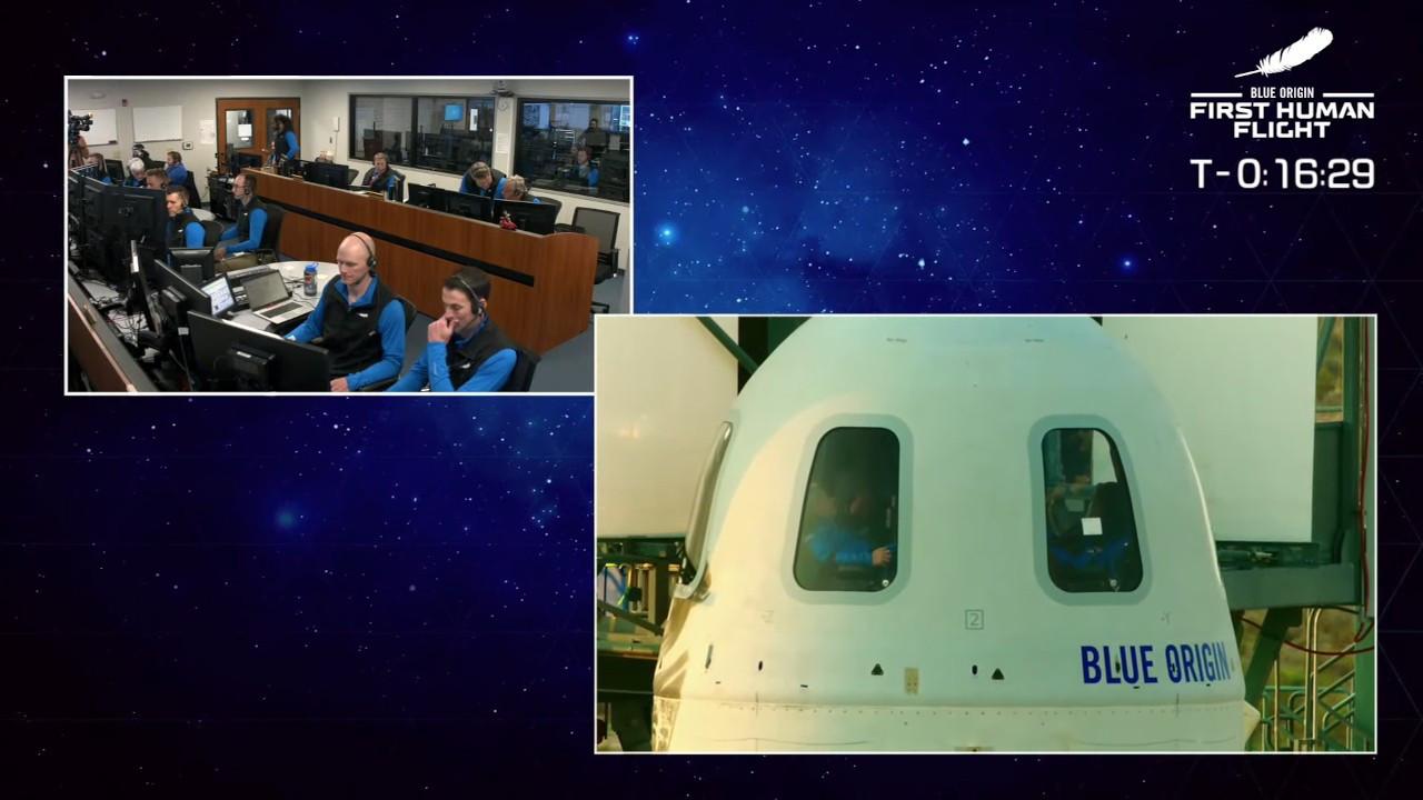Jeff Bezos 28 milyon dolara uzaya gitti geldi