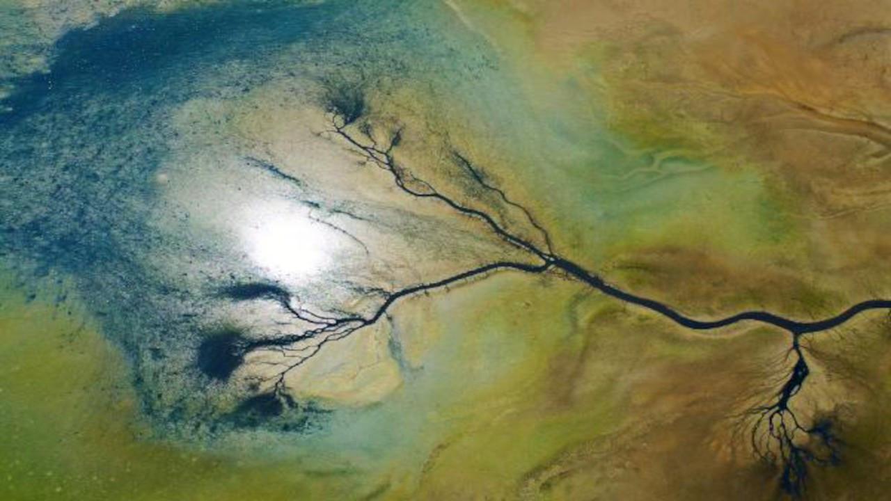 Düden Gölü: Manzara büyüleyici ama anlamı çok kötü