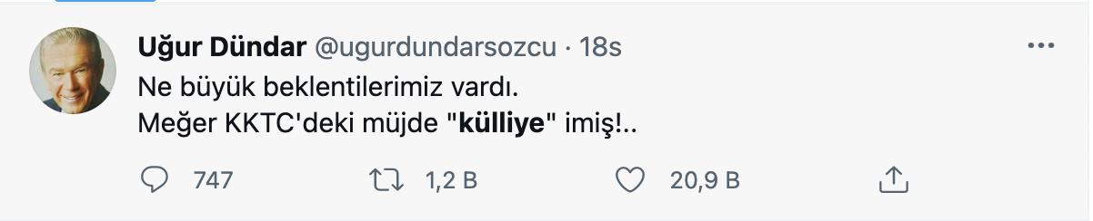 Erdoğan'ın KKTC müjdesine sosyal medyada tepki yağdı: Yavru külliye - Sayfa 3