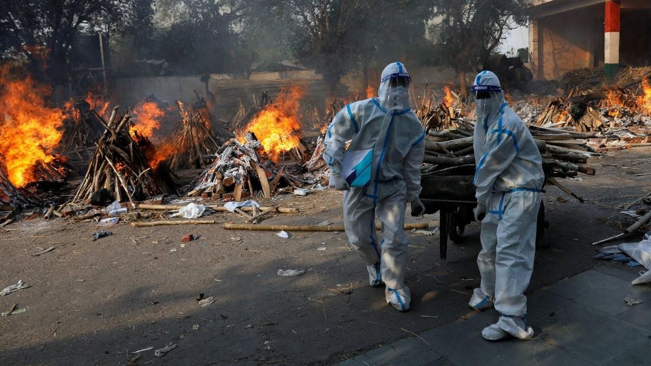 Araştırma: Hindistan'da Covid-19 ölümleri 4 milyondan fazla