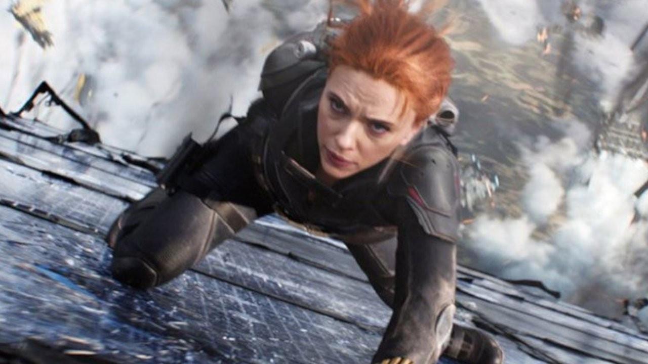 Sinema salonlarından 'Black Widow'un Disney+'ta gösterilmesine tepki