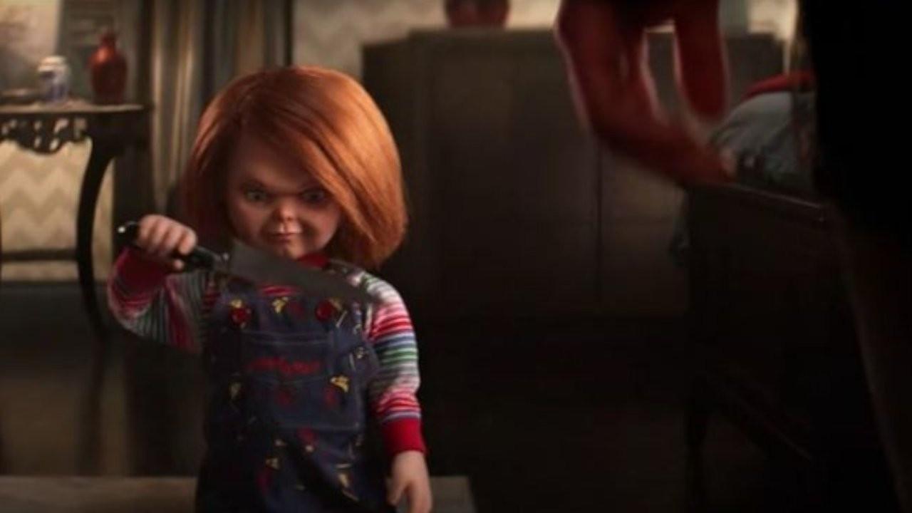 Korkunç bebek Chucky geri dönüyor